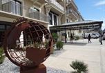 Hôtel 4 étoiles Donville-les-Bains - Hôtel Le Nouveau Monde-1