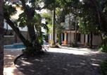 Hôtel Catemaco - Meson de Santiago-2