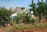 Location vacances Locorotondo - Nel mondo dei trulli - In the world of trulli-2