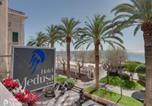 Hôtel Pietra Ligure - Hotel Medusa