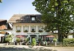 Hôtel Bodenmais - Hotel zur Waldbahn-1