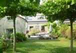 Hôtel La Louvière - Beatrice's gardens-2