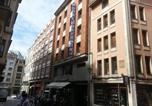 Hôtel Province d'Asturies - Hotel Ovetense-1