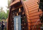 Location vacances Banjar - Villa Lumbung Amertha Sari-1