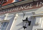 Location vacances Amesbury - Stonehenge Inn-2