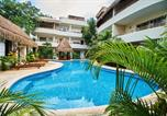 Location vacances Tulum - Casa Margarita- 5 min to the beach & pool & jacuzzi-1