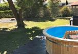 Location vacances Juelsminde - Holiday Home Poppelalle-3