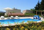 Location vacances Βάμος - Evdemonia Villas Gavalochori-1