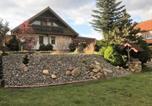 Location vacances Derenburg - Ferienwohnung Hoppelnase mit eigener Sauna-1