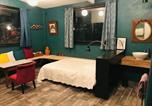 Hôtel Maresville - Les Cabanes Des Marais-3