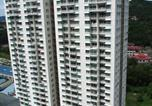 Location vacances Tuaran - Hypermall Apartment-2