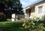 Location vacances Privezac - Gîte Lanuéjouls, 3 pièces, 5 personnes - Fr-1-601-123-1