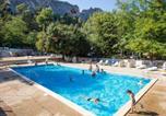 Camping avec Piscine La Roque-d'Anthéron - Camping Vallée Heureuse-2