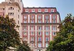 Hôtel Gijón - Hotel Hernán Cortés-1