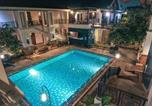 Hôtel Thaïlande - Glur Chiangmai-1