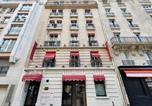 Hôtel Issy-les-Moulineaux - Pavillon Porte de Versailles-2