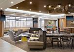 Hôtel Norman - Springhill Suites by Marriott Oklahoma City Midwest City Del City-3