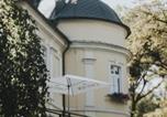 Hôtel Ostrava - Hotel Zamek Chałupki-3