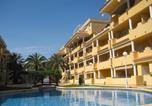 Location vacances  Alicante - Apartment Cascadas de la Marina.2-2