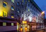 Hôtel Seine-Saint-Denis - Hotelf1 Paris Porte de Montreuil-1