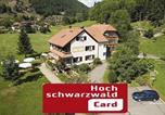 Hôtel Bernau im Schwarzwald - Landgasthaus Kurz Hotel & Restaurant am Feldberg - Schwarzwald-2