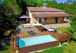 Location vacances  Lot et Garonne - Stone Cottage With Heated Pool, in beautiful private orchard setting + Wifi.-1