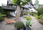 Location vacances Gummersbach - Kleines Cottage mitten in der Natur mit eigener Terrasse und Sonnenbalkon-2