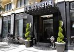 Hôtel Thessalonique - Andromeda Hotel Thessaloniki-1