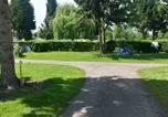Camping avec Piscine Basse-Normandie - Camping L'Orée de Deauville -3
