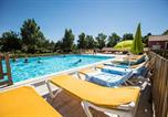 Camping avec Site nature Fitou - Camping Domaine Le Vernis-3