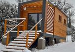 Location vacances Saint-Clair-du-Rhône - Saint-Sorlin-de-Vienne : maison bois avec vue-1
