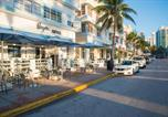 Hôtel Miami Beach - Penguin Hotel-2