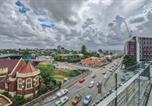 Location vacances South Brisbane - Glorious Pad with Impressive Balcony & Pool-2