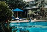 Hôtel Jakarta - The Ritz-Carlton Jakarta, Mega Kuningan-1