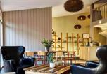 Hôtel Palavas-les-Flots - Halt Hotel Independant Montpellier Sud-1