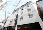 Hôtel Incheon - Luxuryg-1