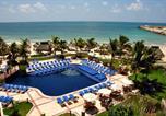 Villages vacances Puerto Morelos - Hotel Marina El Cid Spa & Beach Resort - All Inclusive-1