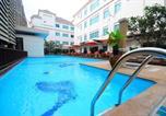 Hôtel Lat Krabang - Avion Hotel-1