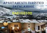 Location vacances Manzanera - Apartamento Javalambre-4
