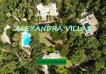 Location vacances Gouvia - Alexandra villas-1