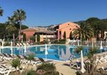 Location vacances Mandelieu-la-Napoule - Joli T3 dans résidence de vacances - piscine-3