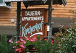 Location vacances Matrei in Osttirol - Tauernappartements Kircherhof-2
