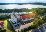 Hôtel Olsztyn - Hotel Basen Pirat-1