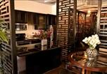 Location vacances Alhambra - Luxury Downtown Los Angeles Loft-4