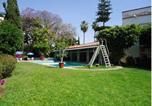 Hôtel Xochitepec - Hotel Villa Lourdes-3