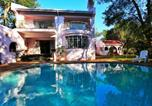 Hôtel Zimbabwe - Jacaranda Lodge-1