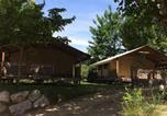 Camping avec Piscine Lézan - Camping La Salendrinque-3