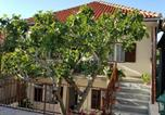 Location vacances Posedarje - Apartments by the sea Posedarje (Novigrad) - 12402-1