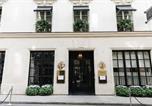 Hôtel 5 étoiles Paris - Le Burgundy Paris-2