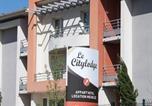 Hôtel Coulon - City Lodge Appart Hôtel Niort-1